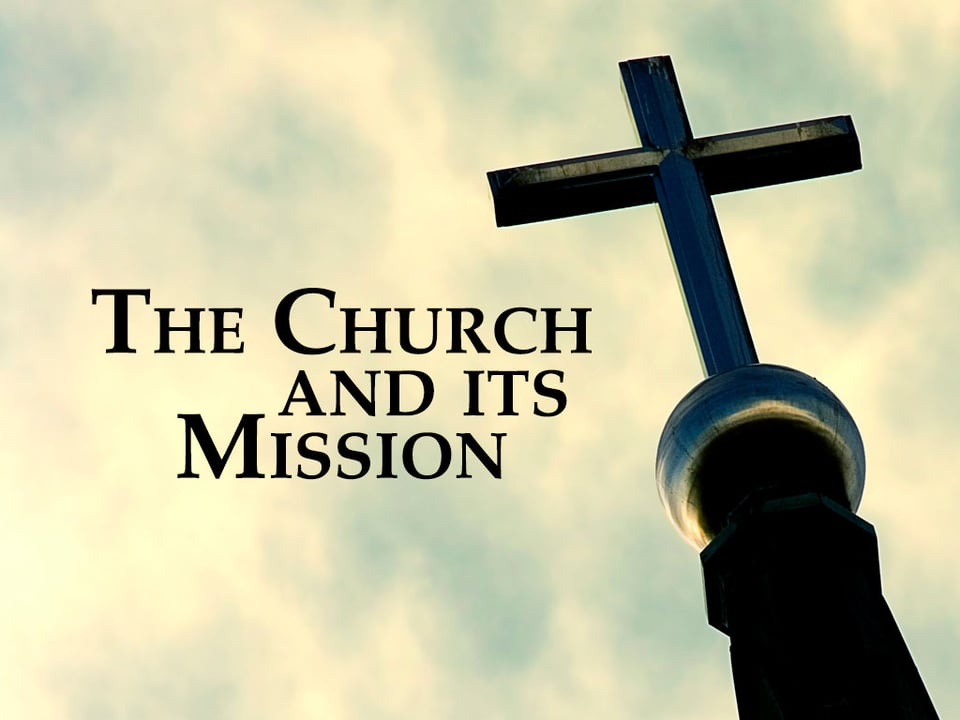 The Responsibility of Mission